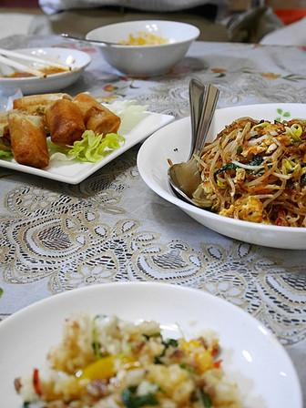 麺類&春巻