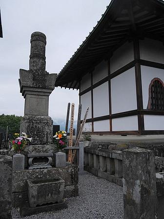 小松姫のお墓