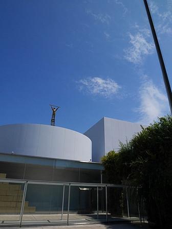 雲を測る男
