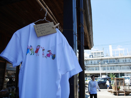 マルシェ限定Tシャツ