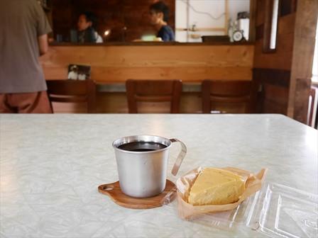 「暮らし野Cafe」でカフェタイム