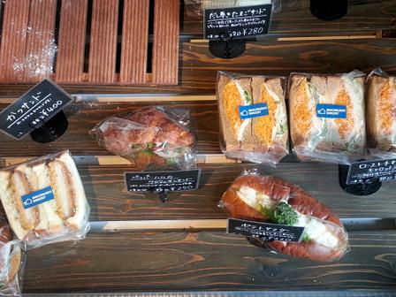 サンドイッチたち