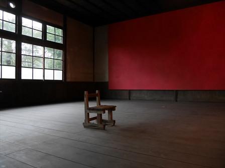 「旧五反田学校」にて