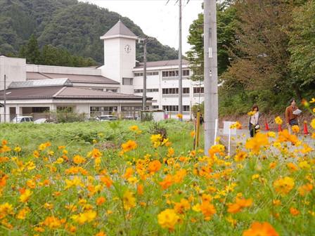 旧沢田小学校