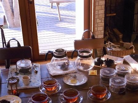 紅茶講習会