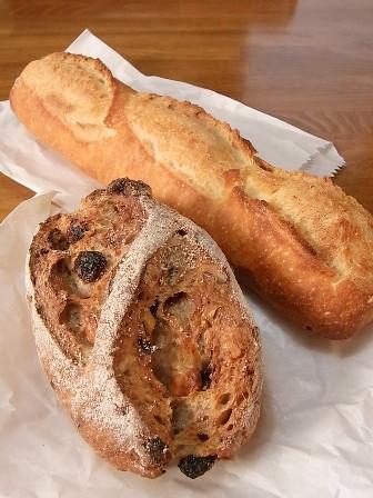 スリジェのパン