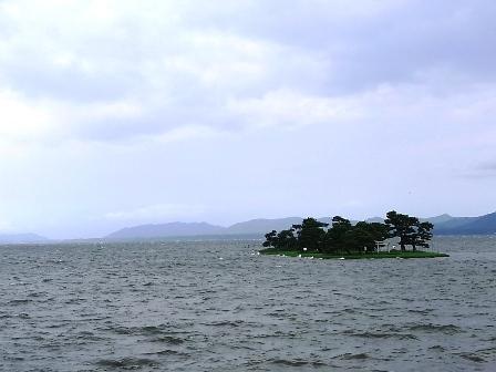 19日の宍道湖