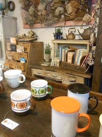 紅茶スタンド