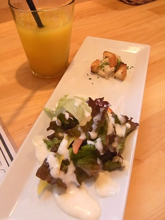 サラダ&前菜